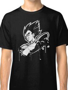 Vegeta Saiyan Classic T-Shirt