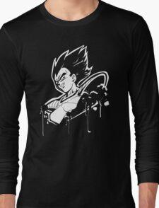 Vegeta Saiyan Long Sleeve T-Shirt