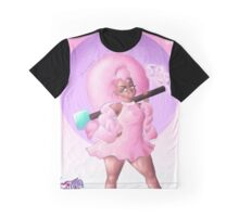 Queen Mutha Jiggly  Graphic T-Shirt