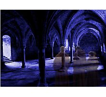 Apparitions at Prayer Photographic Print