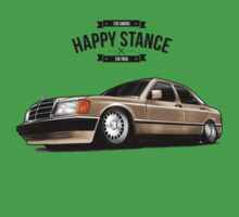 Happy Stance Mercedes One Piece - Short Sleeve