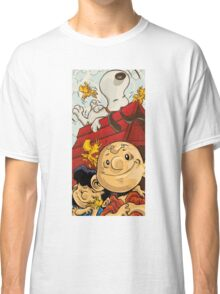 Charlie Brown Snoopy Classic T-Shirt