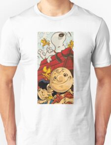 Charlie Brown Snoopy Unisex T-Shirt