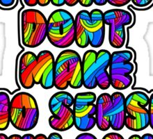 Lil Dicky Pillow Talkin Sticker