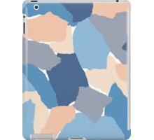 Paper Collage iPad Case/Skin