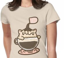 Affogato Womens Fitted T-Shirt