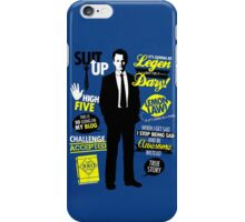 How I Met Your Mother - Barney iPhone Case/Skin