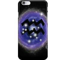 Aquarius Constellation  iPhone Case/Skin