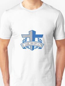 FCA - Air Force Academy Colors Unisex T-Shirt