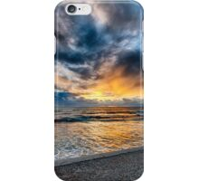 Sunset at Cottesloe 5 iPhone Case/Skin