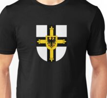 Arms of the Teutonic Knights Unisex T-Shirt