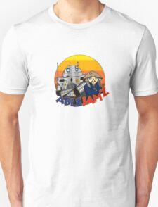 Ablejamz Logo (Sunset) Unisex T-Shirt