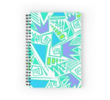 Shape Shifter  Spiral Notebook