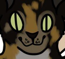 I <3 My Tortoiseshell Cat Sticker