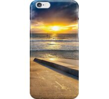Sunset at Cottesloe 3 iPhone Case/Skin