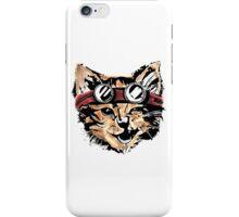 Punk Cat iPhone Case/Skin