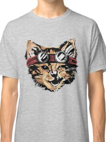 Punk Cat Classic T-Shirt