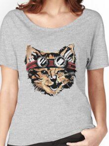 Punk Cat Women's Relaxed Fit T-Shirt