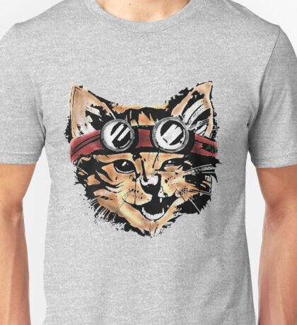 Punk Cat Unisex T-Shirt
