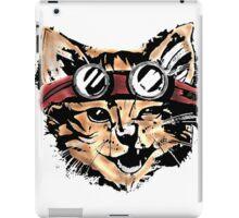 Punk Cat iPad Case/Skin