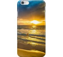 Sunset at Cottesloe 7 iPhone Case/Skin