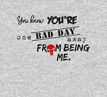 Daredevil - Punisher One Bad Day Unisex T-Shirt