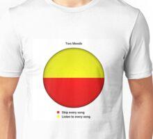 Music Moods Unisex T-Shirt