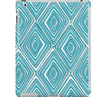 Abstract background with Hand drawn ornaments iPad Case/Skin