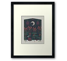 Vacation Home Framed Print