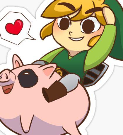 Toon Link ♡ Sticker
