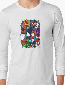 Spiderman - Spiderverse Long Sleeve T-Shirt