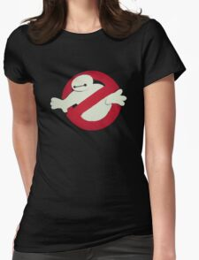 Ghost Hero 6 Womens Fitted T-Shirt