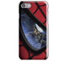 Spiderman Green Goblin  iPhone Case/Skin