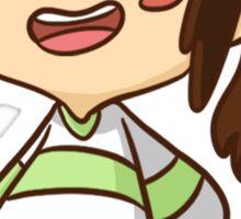 Chihiro (Spirited Away) Sticker