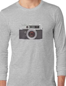 YASHICA Long Sleeve T-Shirt