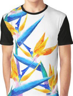 Bird of Paradise V2 #redbubble #lifetsyle Graphic T-Shirt