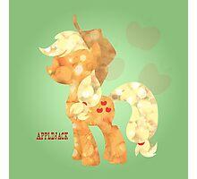 My Little Pony: Applejack Photographic Print
