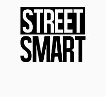 Street Smart - Black Unisex T-Shirt