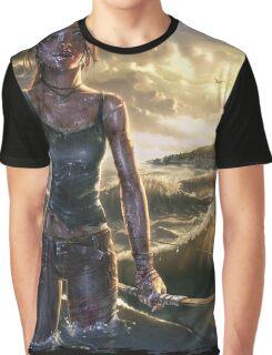 Lara Croft Graphic T-Shirt