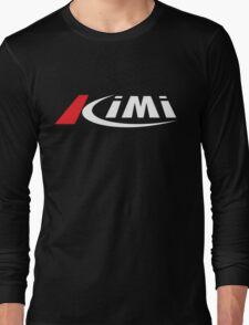 top kimi raikkonen vintage Long Sleeve T-Shirt
