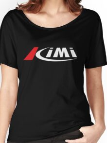 top kimi raikkonen vintage Women's Relaxed Fit T-Shirt