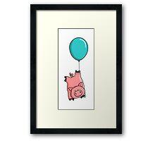 Piggly Wiggly Framed Print