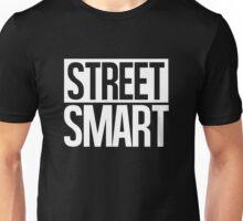 Street Smart - White Unisex T-Shirt