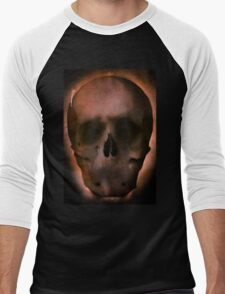 The glowing Death  Men's Baseball ¾ T-Shirt