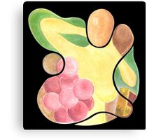 Dionysus Wine Canvas Print