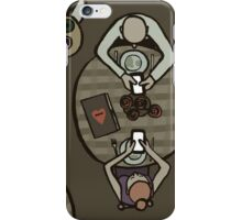 crazy @ devices iPhone Case/Skin