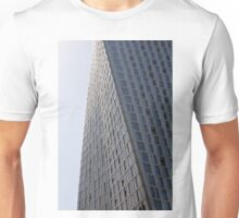 Photography of tall twisted building from Dubai, United Arab Emirates. Unisex T-Shirt