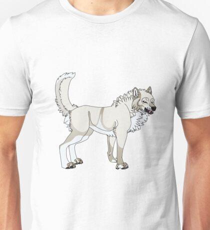 A Wolf Lover's Cream Soda Unisex T-Shirt