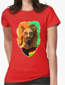 DOGLION Womens Fitted T-Shirt