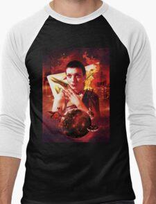 MAXIMUM Power Men's Baseball ¾ T-Shirt